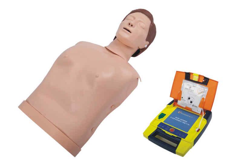KAR/AED98D+ Half Body CPR Training Combination