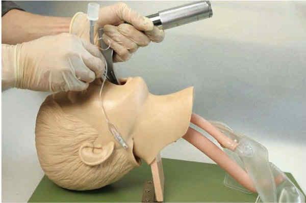 KAR/1A Child Trachea Intubation Model