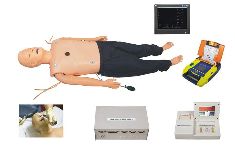 KAR/ACLS850 ACLS Training Manikin