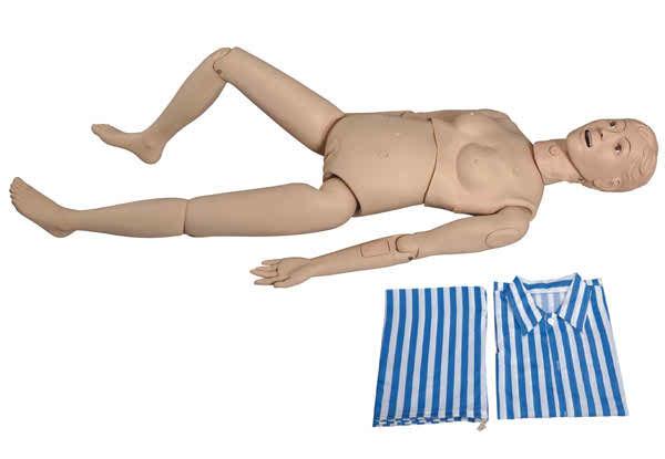 KAR/2S Basic Nursing Manikin