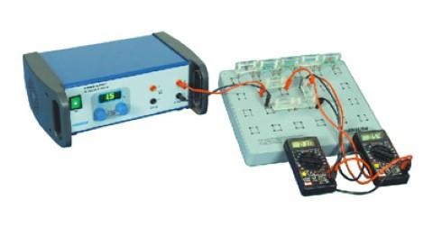 BASIC ELECTRONICS WITH COMPUTER