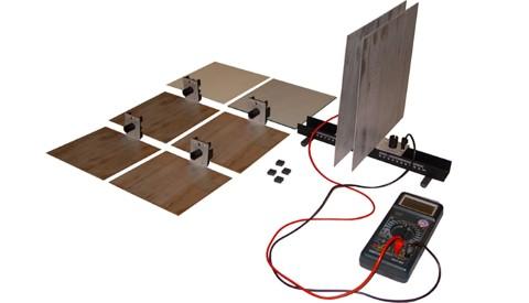 Capacitance Demonstration Kit
