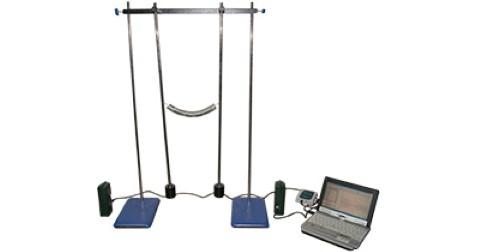 Coupled Pendulum Oscillations