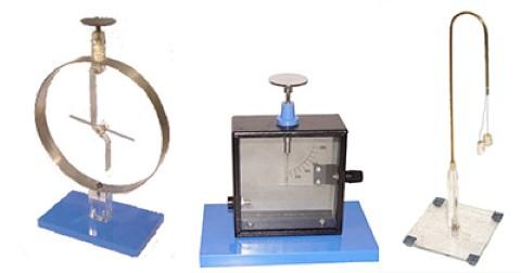 Electroscopes & Electrometer