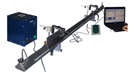 LINEAR AIR TRACK WITH DATA LOGGING