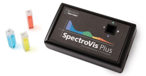 EXPERIMENTS WITH SPECTROVIS OR SPECTROVIS PLUS